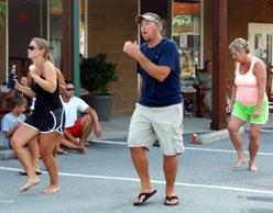 Street Dancers 7, July 2012