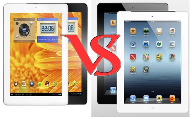 Onda v812 vs. Ipad 3 - Is One Better Than the Other