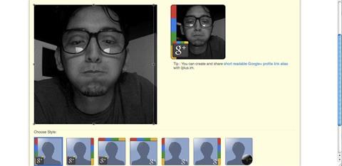 Personalizar foto de perfil