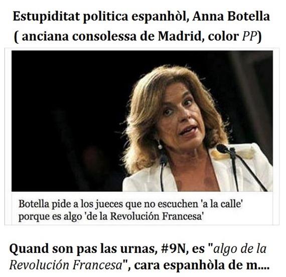 consolessa de Madrid contra las revòltas e contra las eleccions