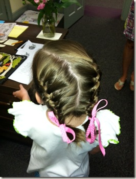 Ava braids