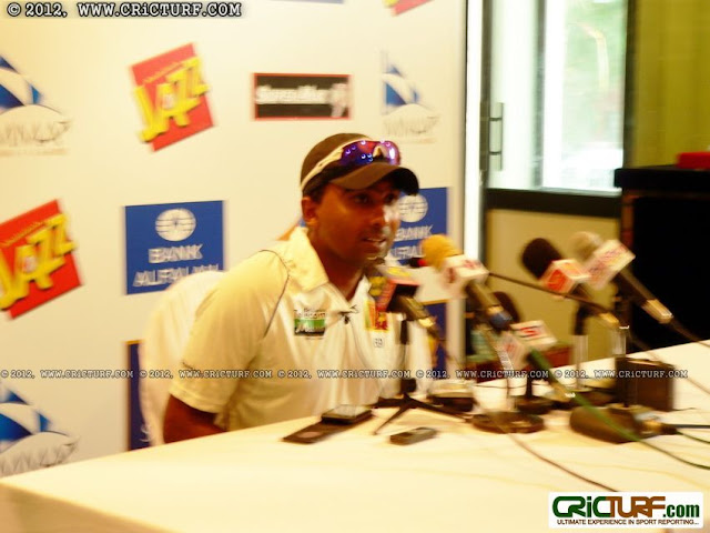 'Regrets putting them to bat first' - Says Mahela