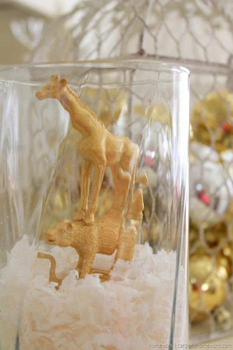 White & Gold Holiday Hutch 2014 via homework - carolynshomework (11)