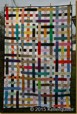 Quilt146-Simply Woven