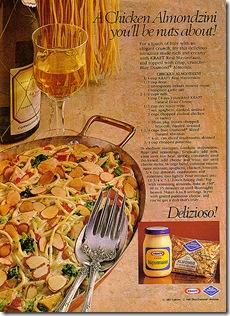 mayo spaghetti