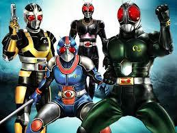 Kamen Rider Black - Siêu Nhân Kamen Rider Black VietSub