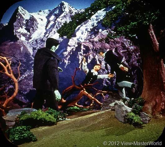 View-Master Frankenstein (B323), Scene C2