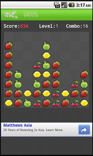 Fruit Pop Free Version