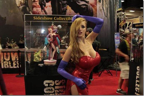 Jessica Rabbit na vida real (13)