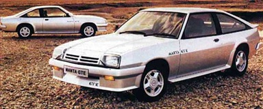 Opel Manta 1975