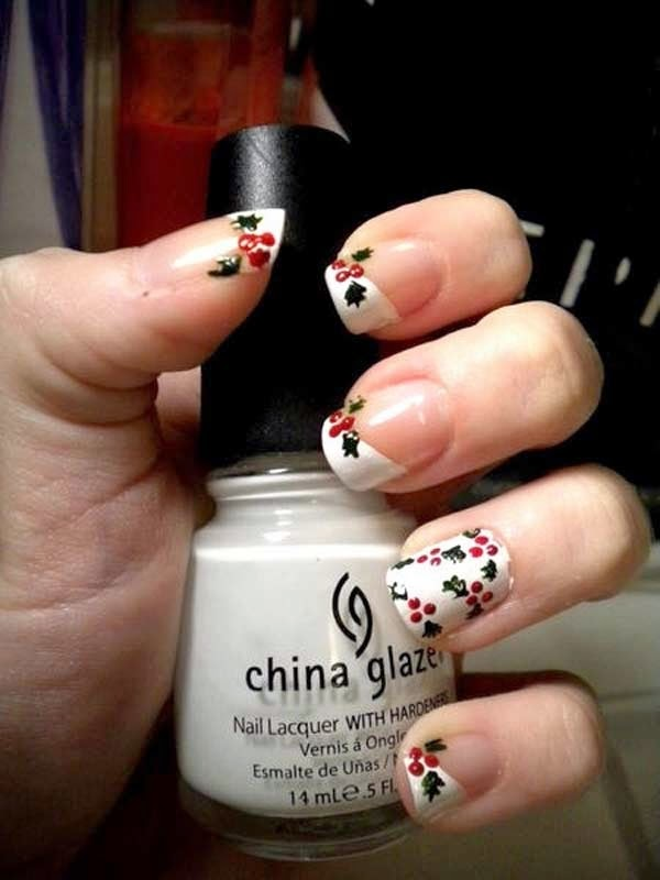 Ideas For Your Christmas Manicure