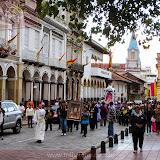 Procissão - Cuenca - Equador