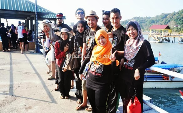 jetty island hopping langkawi
