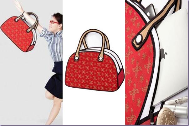 Bolsa-Desenho-2D-Vermelha
