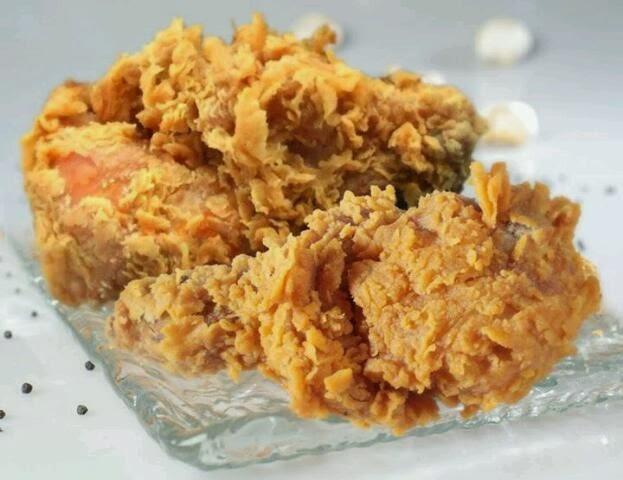 resep lauk ayam goreng krispi