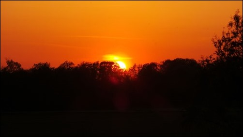 sunset mode