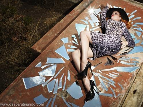Christina Hendricks linda sensual sexy sedutora decote peito desbaratinando (61)