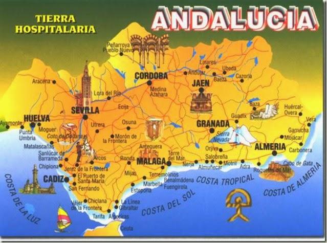 Calendario-laboral-Andalucía-2012