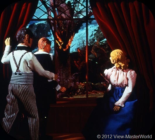 View-Master Frankenstein (B323), Scene A4