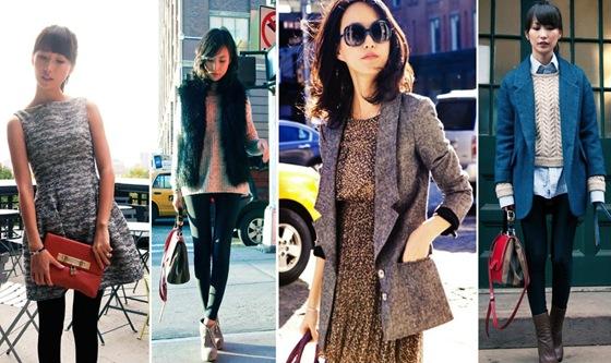 Roupas para mulheres magras: Dicas e looks para se inspirar.