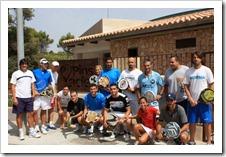 Palma Pádel y Pins Pádel han iniciado la formación con Miguel Sciorilli en Palma de Mallorca
