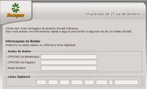 atualizar-boleto-sicredi-tirar-2via-www.2viacartao.com