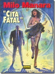 P00001 - Milo Manara 01 - Cita Fatal
