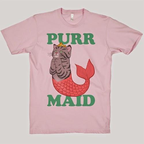 Inspiração Sereia - Camiseta
