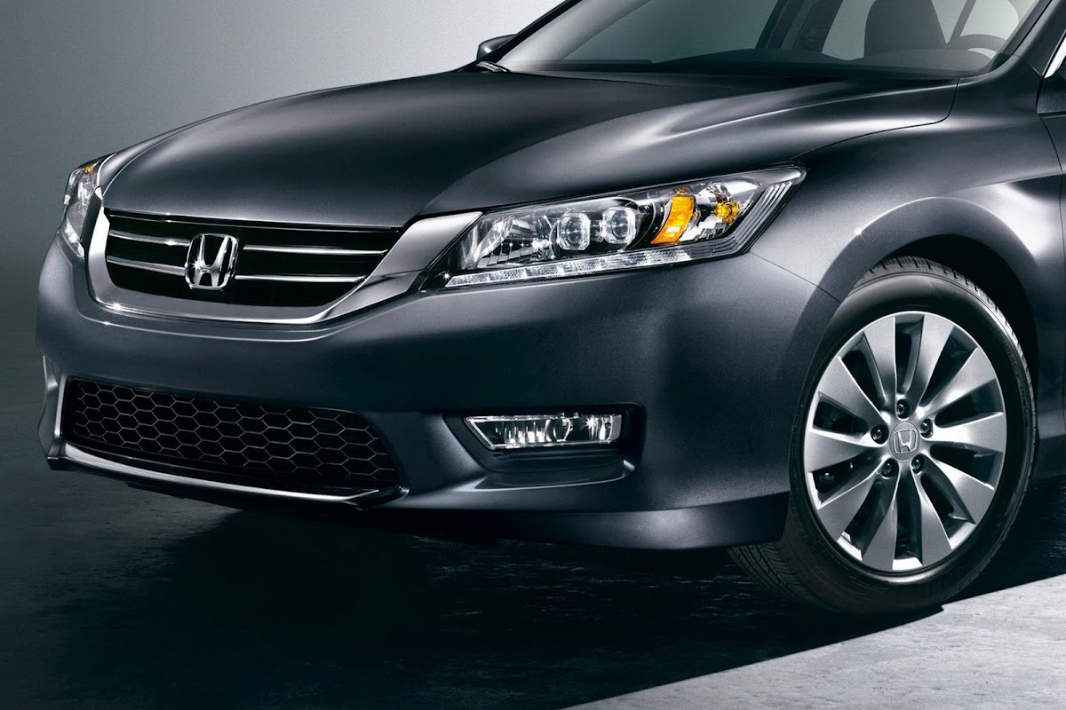 Spied 2013 Honda Accord Dashboard Revealed And First Video Of The