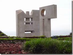 LLama sculpture