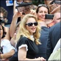 Madonna festival de Veneza