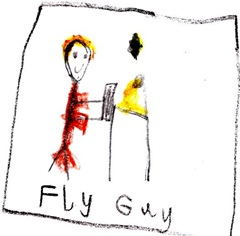 Zach and Fly Guy