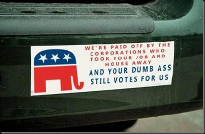dumb voters