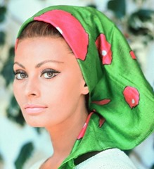 head-scarf-sophia-loren