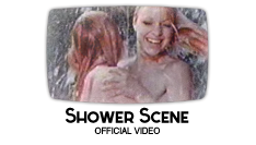 Lilacs & Champagne - Shower Scene