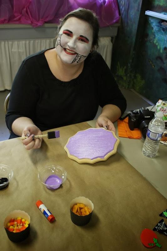 D.I.Y. Louisville Crafty Halloween Party 2013