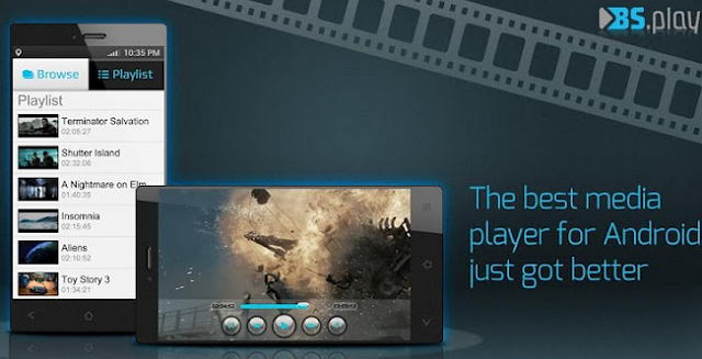 BSPlayer para Android