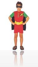 Robin menino prodígio