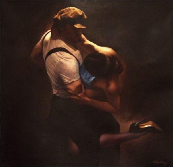 La danse par Hamish Blakeli (20)