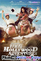 Tấn Công Hollywood - Hollywood Adventures Tập HD 1080p Full