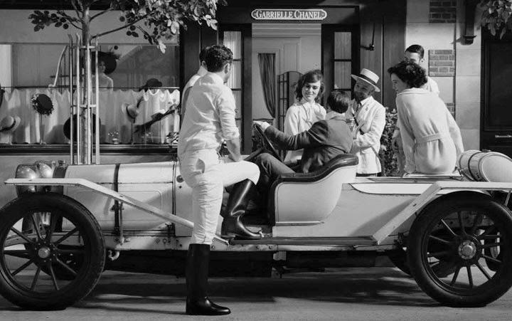 Es war einmal in Deauville – Coco Chanel 1913