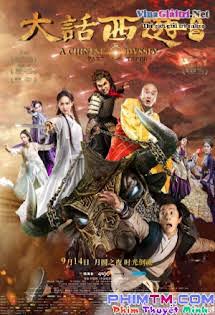 Tân Tây Du Ký 3 - A Chinese Odyssey: Part Three Tập HD 1080p Full