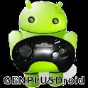 GENPlusDroid icon
