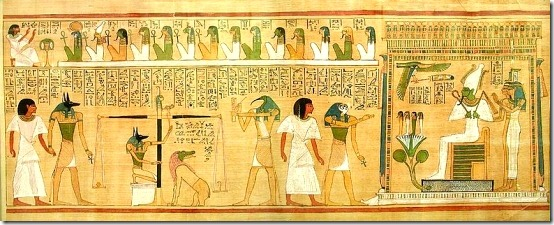 dioses egipcios, osiris