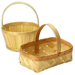 (Natural Baskets, containerstore.com)
