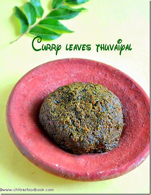 karuveppilai thogayal-recipe