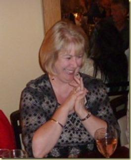 arlene at birthday