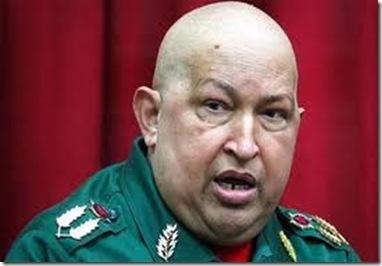 Chavez Enfermo