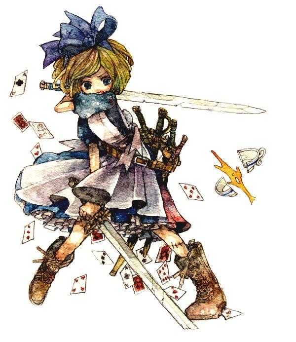 Fairy Tail Battle Royal - Alice
