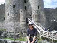 Harlech Castle.